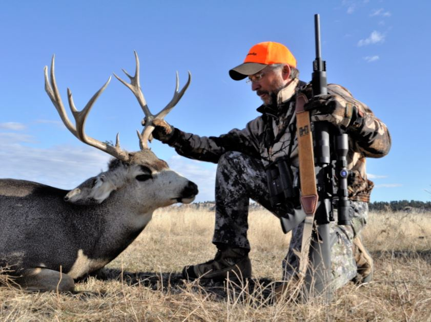 Many younger hunters today enjoy hunting with an AR because ammunition for the .223 Remington is affordable, allowing people to shoot and practice more with their rifles.
