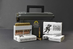 Civilian Marksmanship Patrol offer Hi-End Competition, Low Cost Ammo
