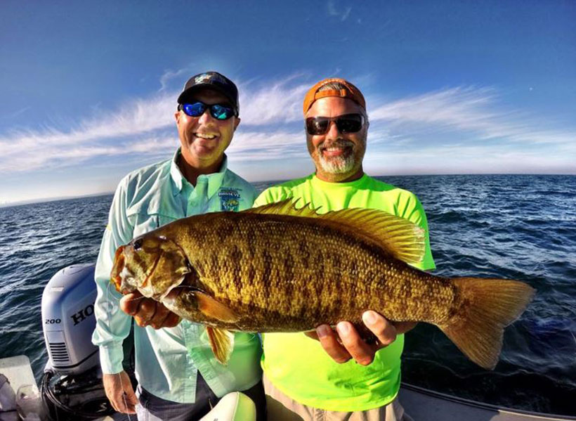 New york fishing share the outdoors for Bass fishing times