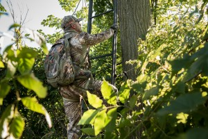 The ArcticShield Heat Echo Light gear utilizes the Retain™ Active Technology which is breathable and delivers more than 20% improved warmth. Photo by Matt McMorris