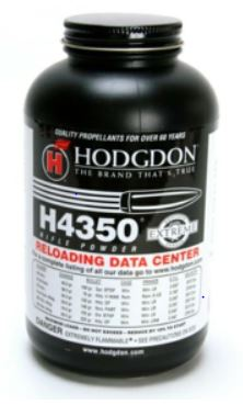 For more info on H4350, visit: https://www.hodgdon.com/extreme.html