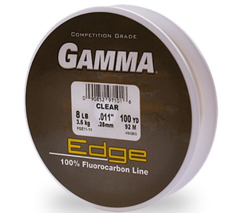 Gamma what gamma who share the outdoors for Gamma fishing line
