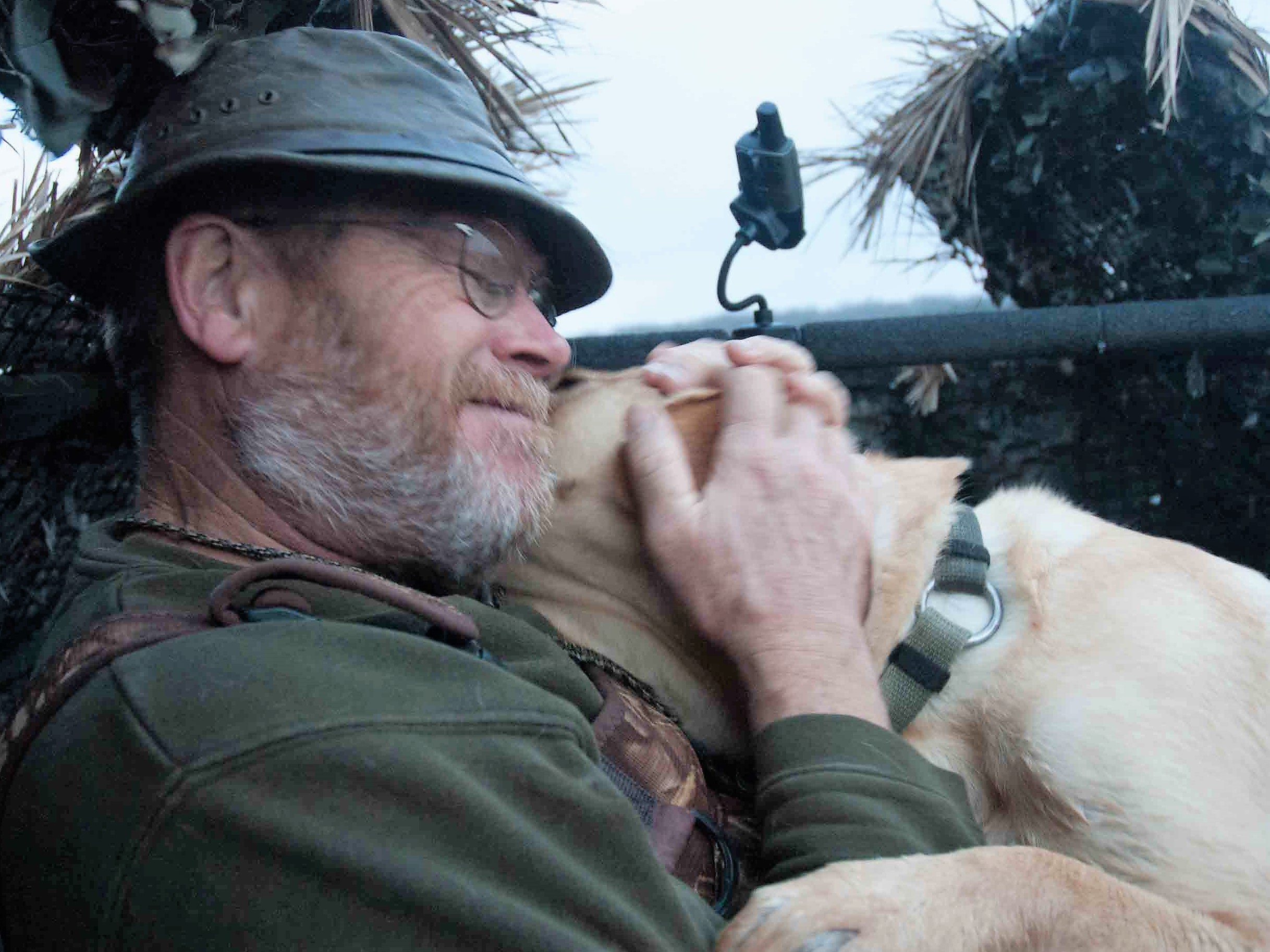 Time spent with friends – two- and four-legged – is one important aspect of hunting that doesn't depend on killing game.
