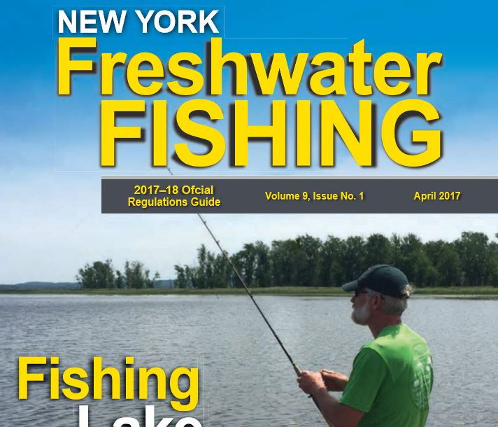 New york state summary of new freshwater fishing for Nys fishing regulations