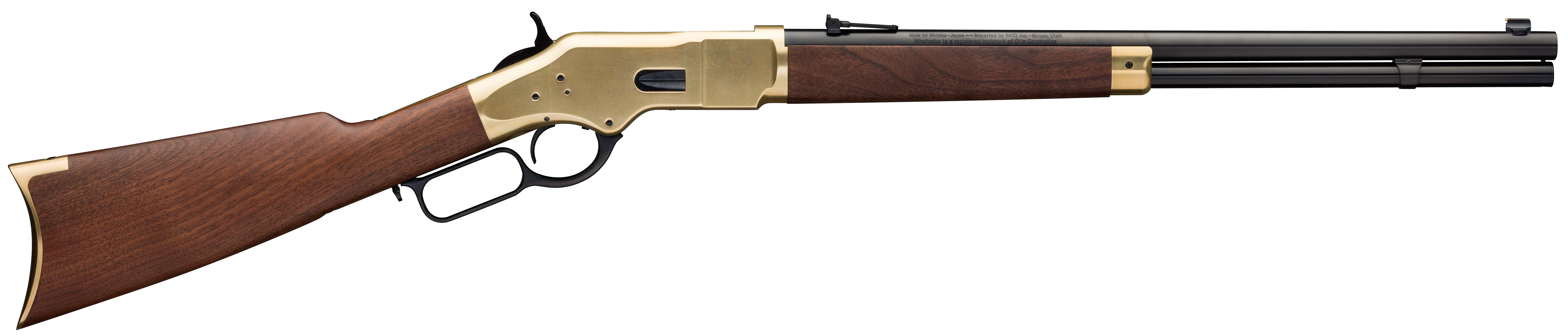 The iconic winchester model 1866 is available in 44 40 win and 38 special calibers new for 2017