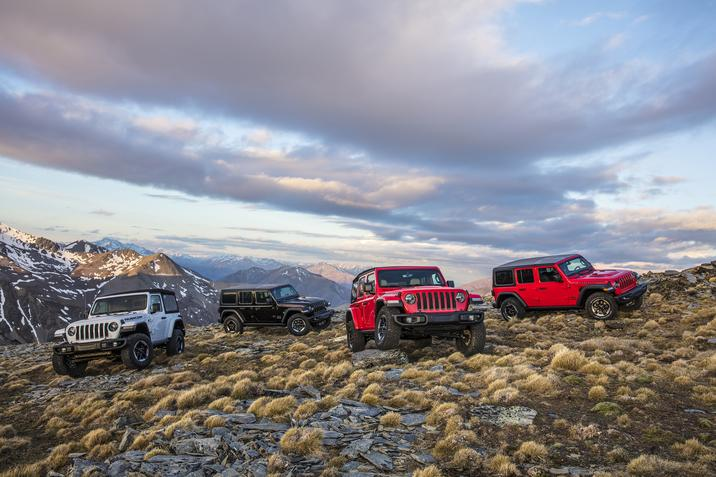 New Jeep Lineup Is Family Friendly With Alert System
