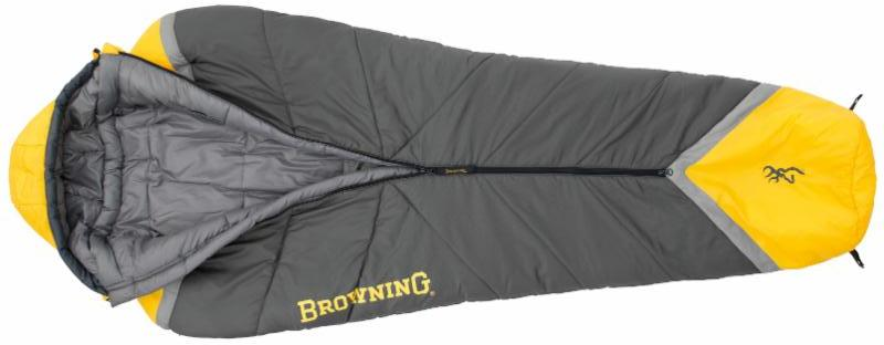 Browning Camping Is Proud To Release The Refuge A New Sleeping Bag That Offers Campsite Comfort And Versatility Mummy Shaped