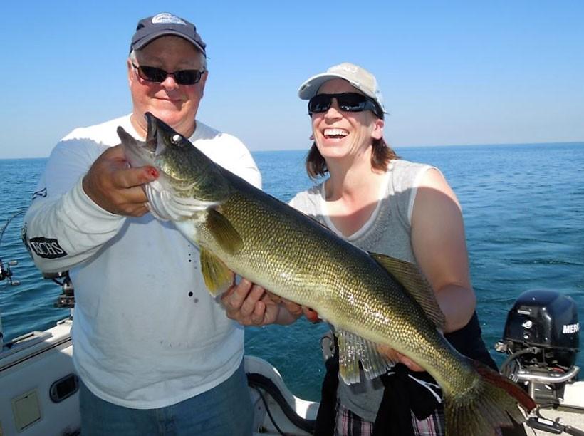 2016 Lake Erie Sport Fishing Outlook Once Again Good News