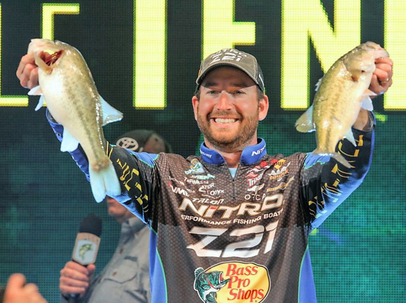 2016 Bassmaster Key – Keep an Open Book!