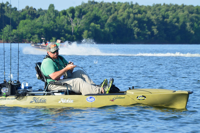 Hobie Bass Open at Kentucky Lake Dam Village