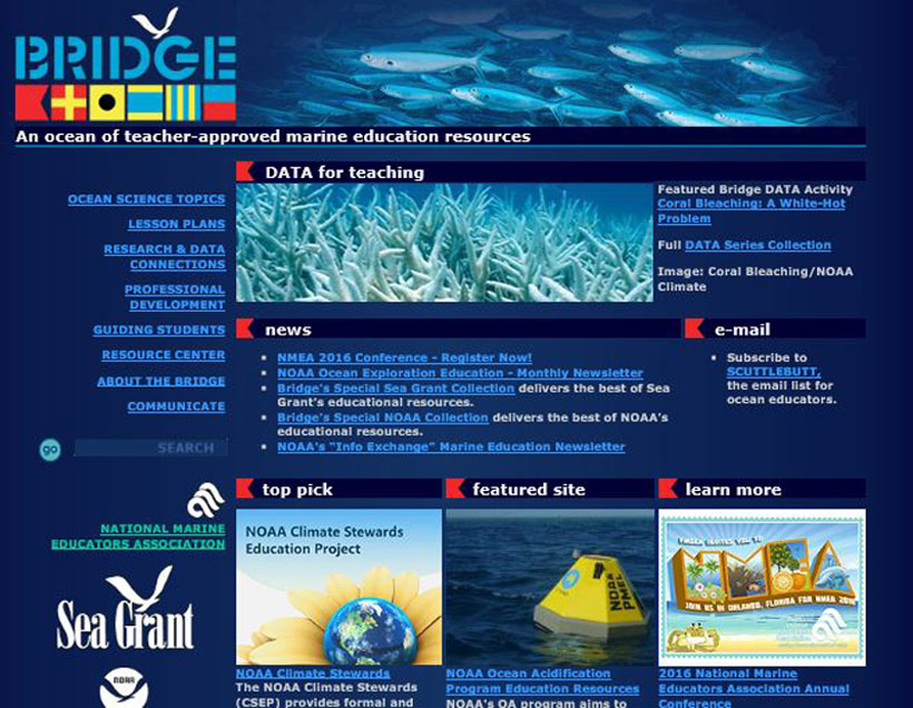 Free Marine Educational Resources