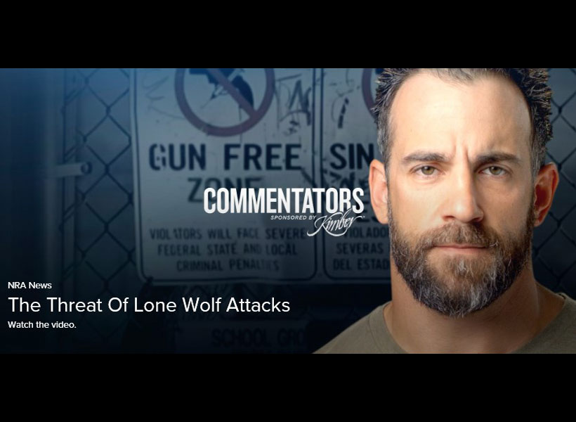 Orlando - Lone Wolf Attacks, Is There a Safe Haven?