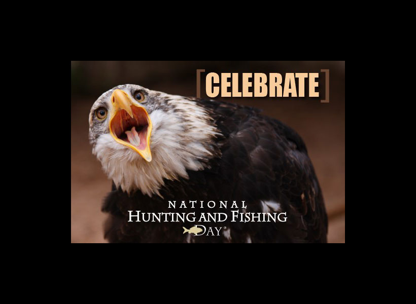 National Hunting and Fishing Day 2016