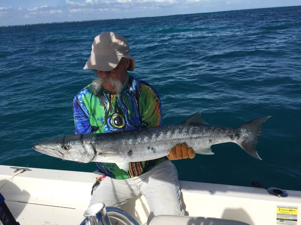 Barracuda Fishery-New Size Limits in South Florida