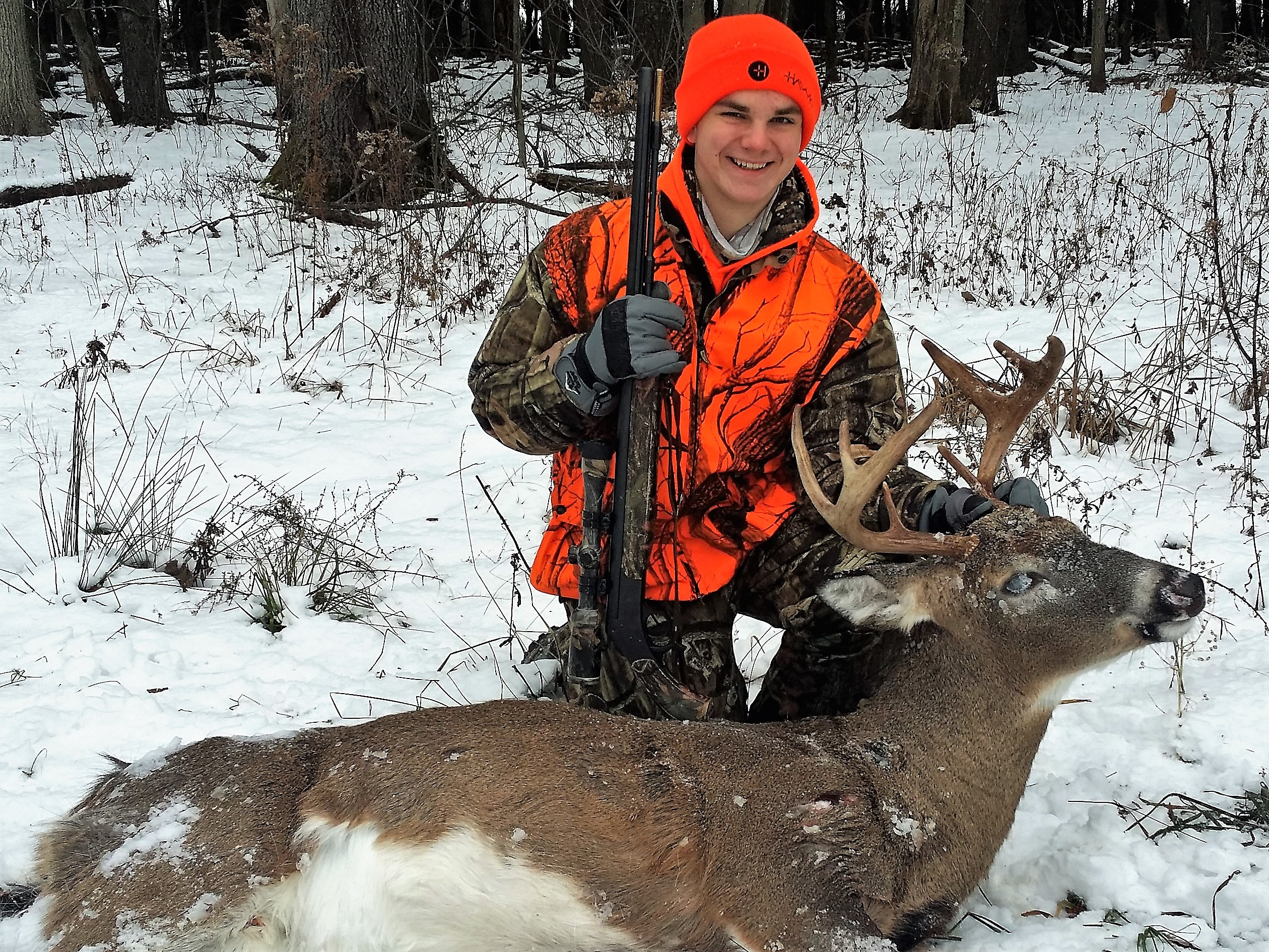 NY Hunters Voluntarily Choosing to Pass Up Young Bucks Pays Dividends