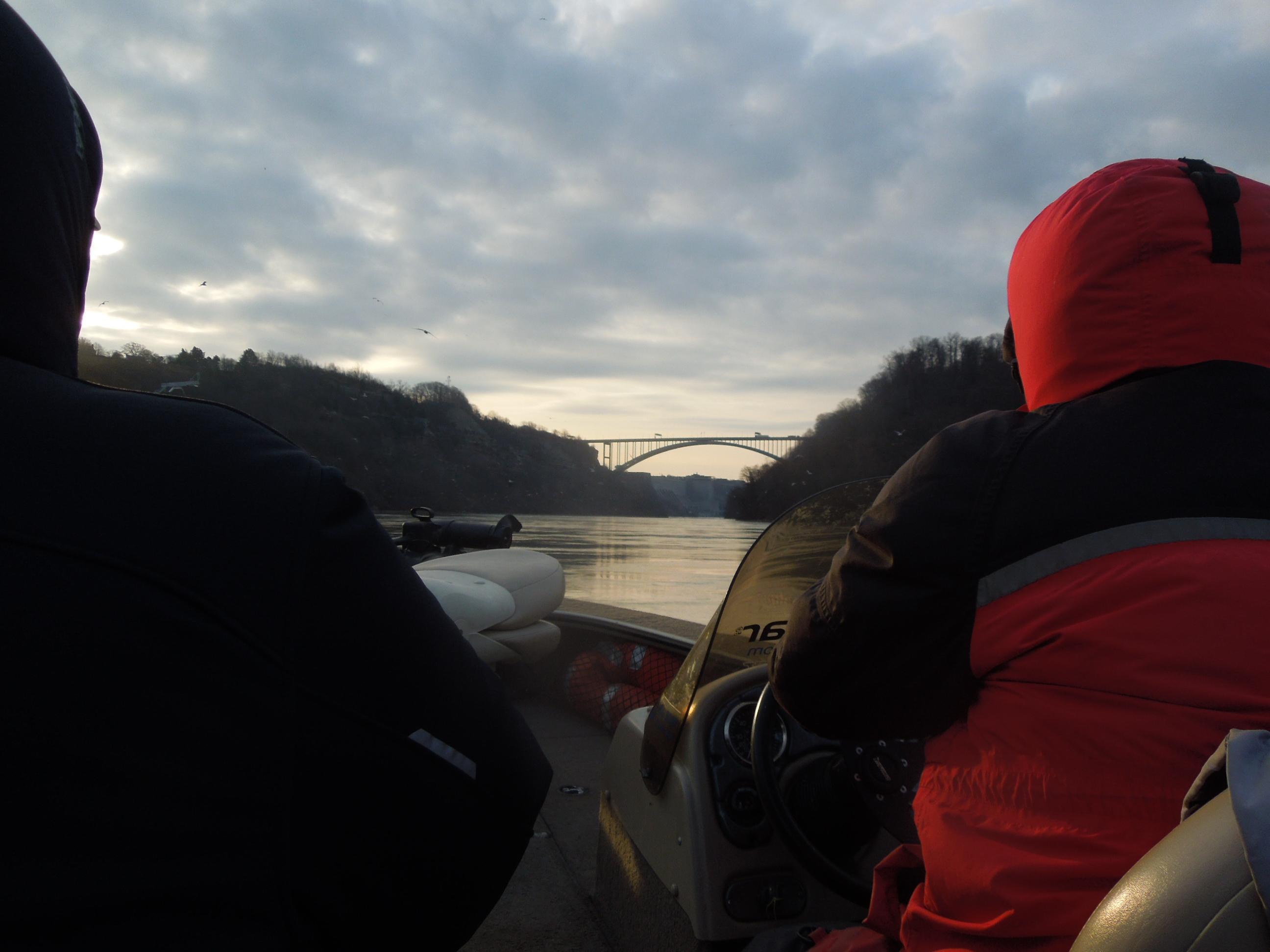 Niagara River Salmon-Snagger Lawbreakers are Caught