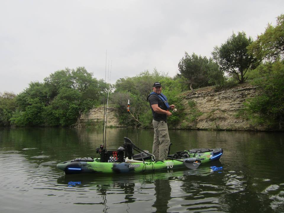 Home Fishing  MO-Kan Kayak Fishing Series returns MO-Kan Kayak Fishing Series returns