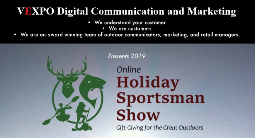 2019 Vexpo Holiday Sportsman Show Media Kit