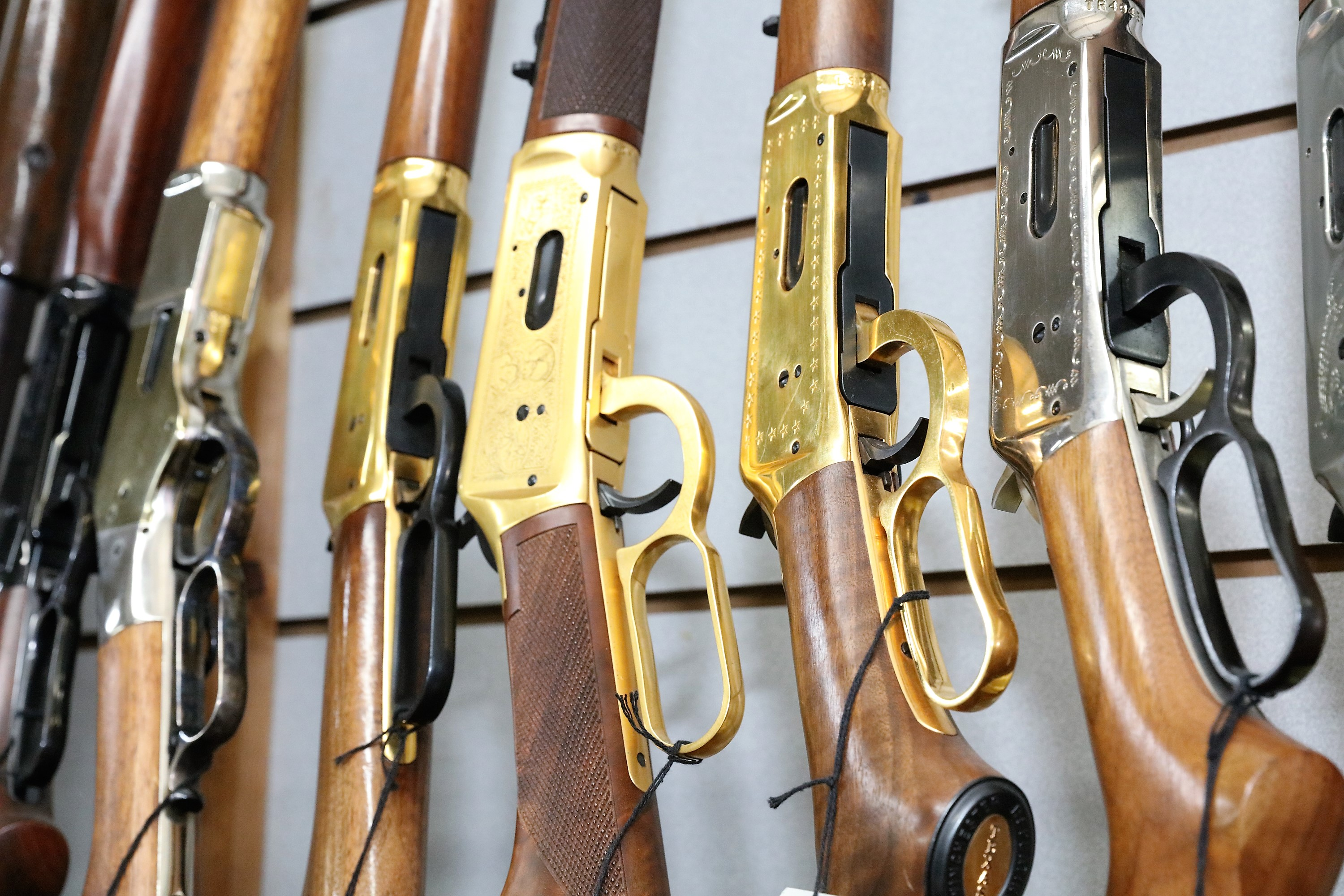 New Firearm Laws Benefit Firearms Industry...the Data Speaks