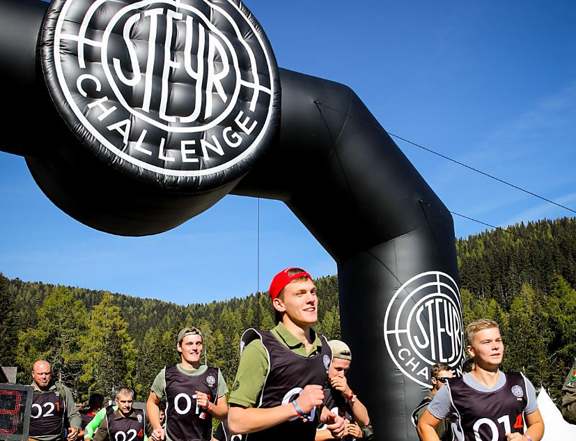 "Are YOU the ""Toughest Hunter in the Alps?"" Steyr Challenge aims to Find Out"
