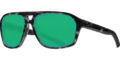 cc383d3db576 Costa's OCEARCH Switchfoot in Matte Tiger Shark with Green Mirror 580G lens.