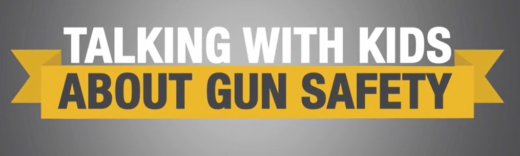 """PROTECT THE PEOPLE YOU LOVE"" – FIREARM SAFETY IS #1"