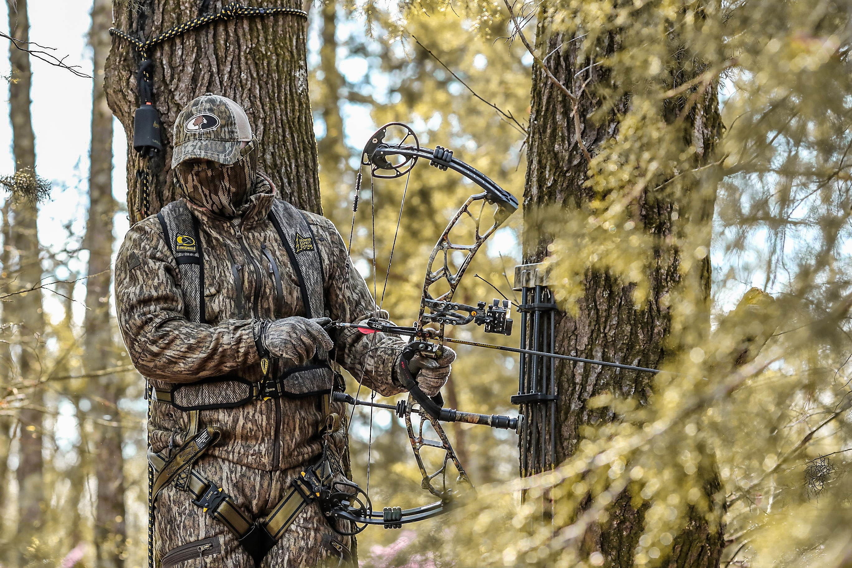 Hunting Above Ground? How to Stay Safe...Treestand Safety Guidelines
