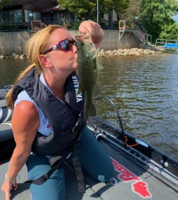 Catching Your First Bass…Unforgettable!