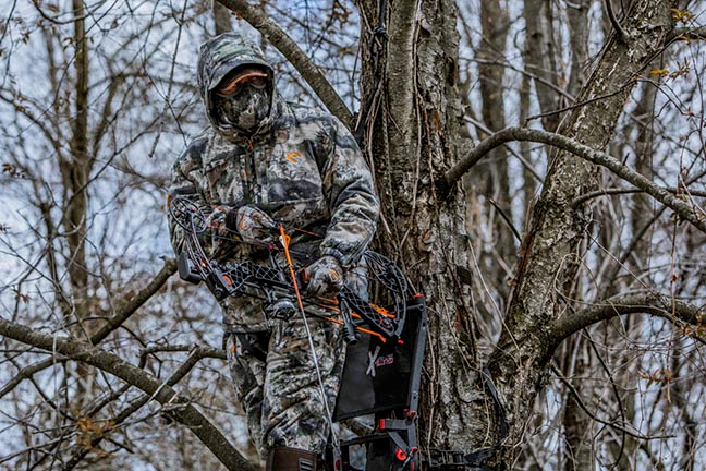 BOWHUNTERS: Dress for Success, Stay Warm, CONTROL your SMELL