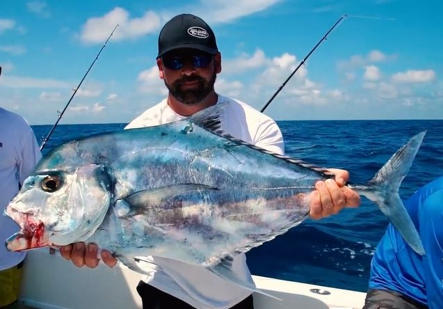 """Captain Ryan Lee Kane, one-of-a-kind """"Fishing Master of the Sea"""""""