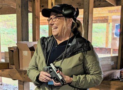 Linda Powell: Becoming a Hunter