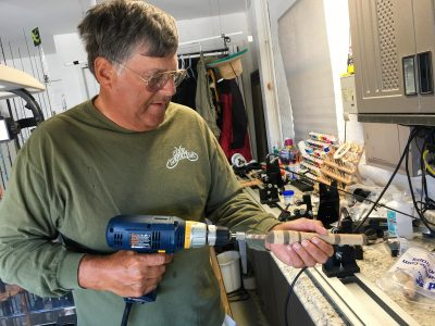 Build your own custom fishing rod: 6 SIMPLE STEPS