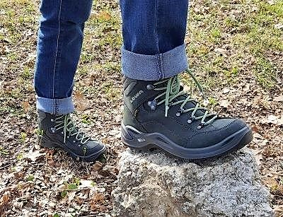 BOOTS that bring your FAMILY out for a WALK...LOWA Boots
