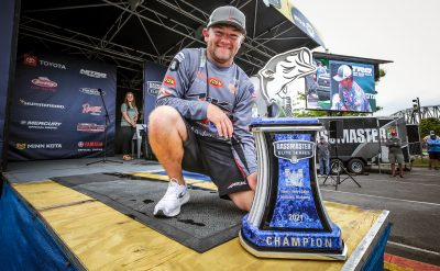 Wes Logan, Local Pro, Gets First Bassmaster Elite Series Victory At Neely Henry Lake
