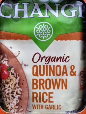 Organic Foods - Life Lessons too