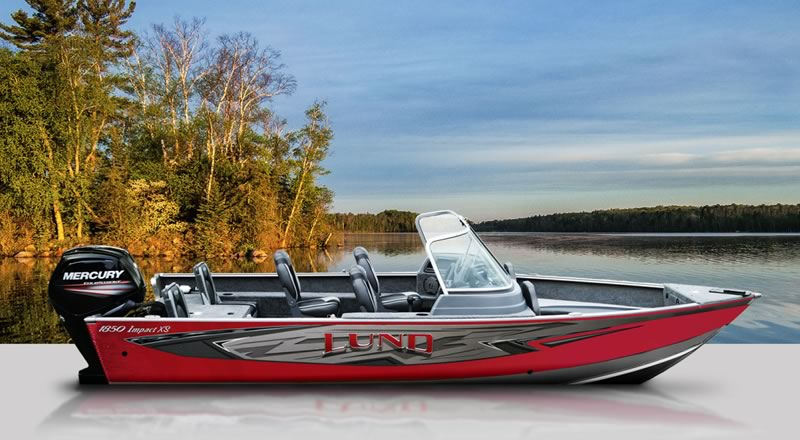 2015 LUND Impact 1850 XS Review