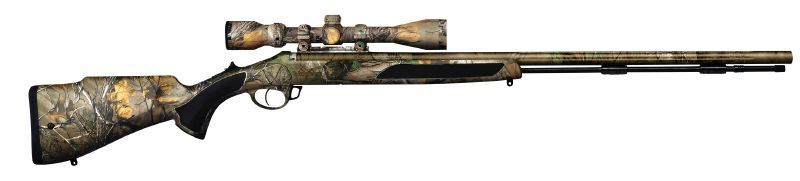 Not Your Grandfather ' s Muzzleloader