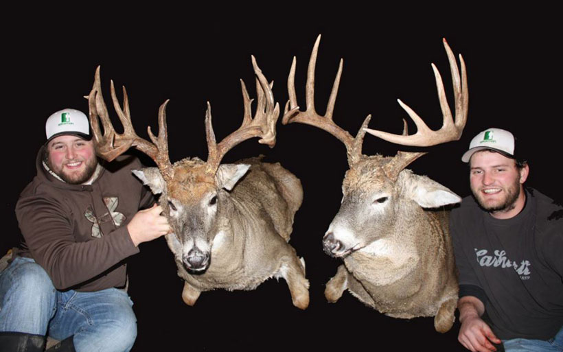 Why Hunt Canadian Whitetails?
