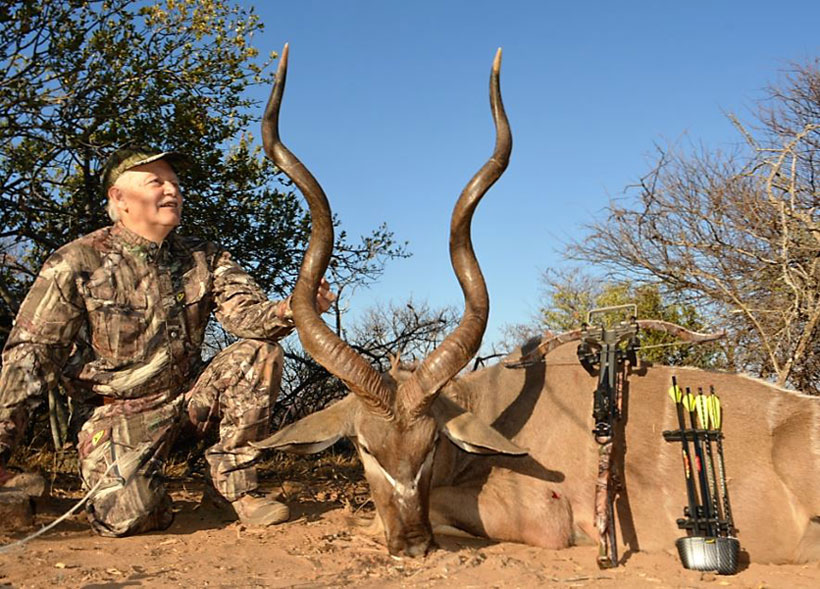 Hunt Africa Now - It's never been cheaper or more fun!