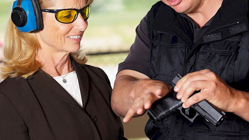 Basic Pistol Shooting & Safety Course Online