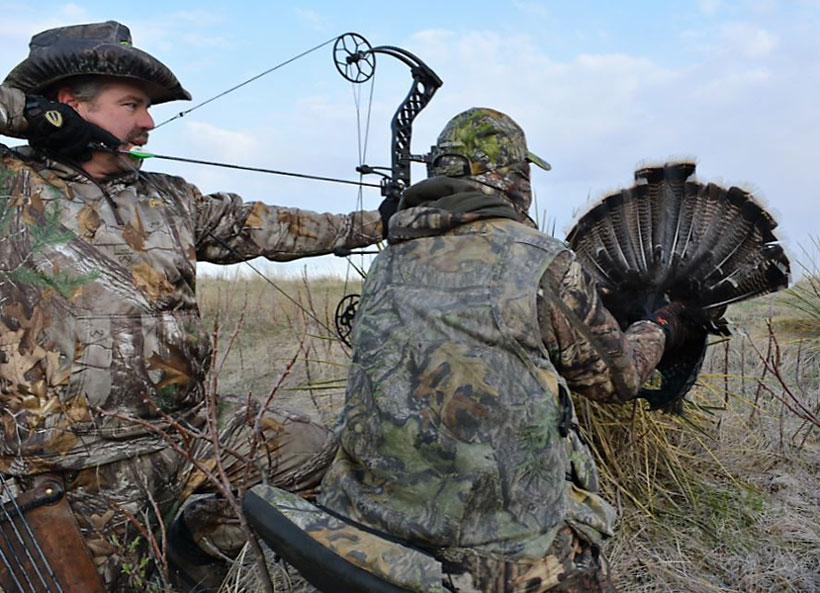 FANNING Your Way to FANTASTIC Turkey Hunting