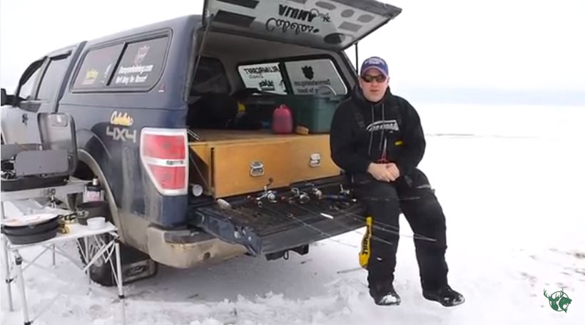 Walleye Tamer and Culinary Champion, Cameron Tait, Shares Walleye Catching Secrets – Vertical Jigging