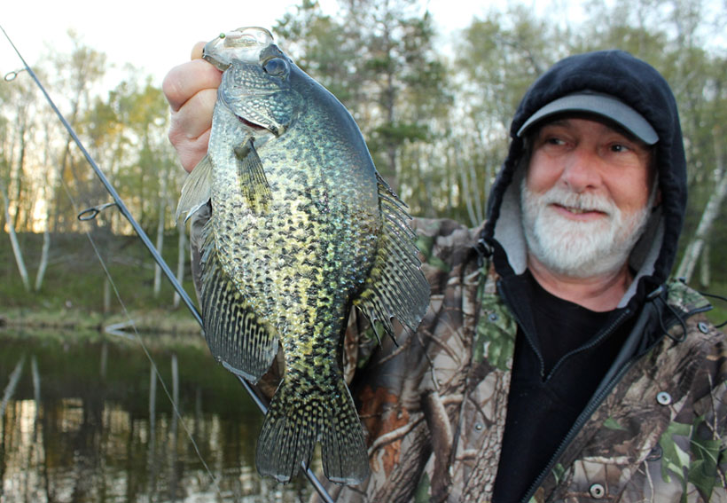 The Crappie Compass