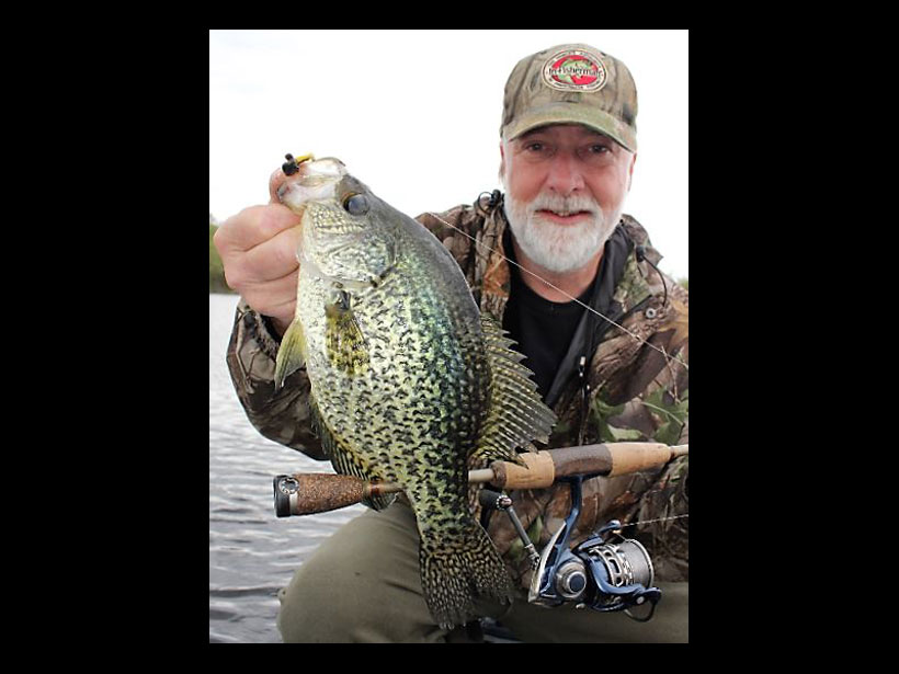 Spring Crappie Fun