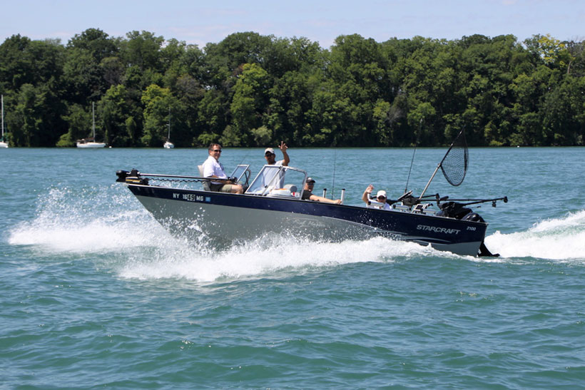 Boating Fun, Precautions, Tips