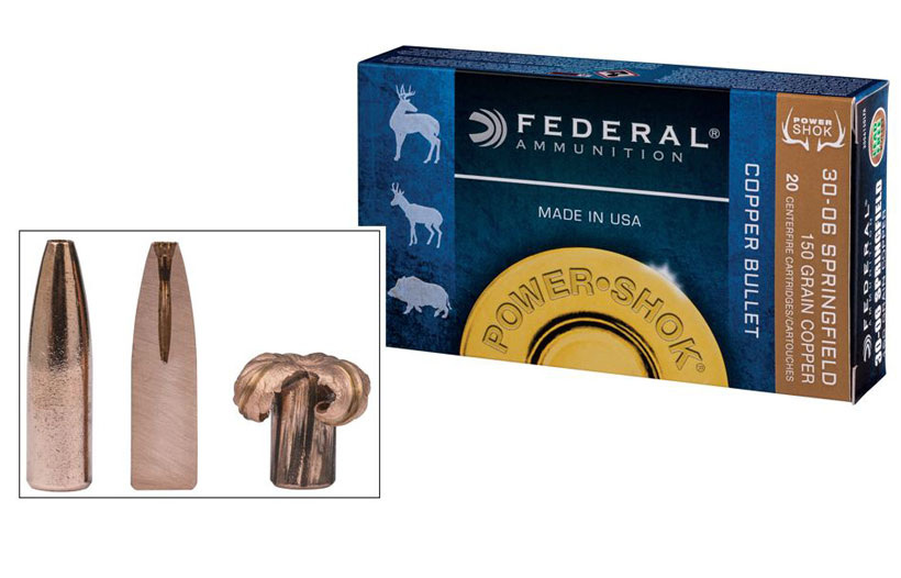New Federal Centerfire Ammunition