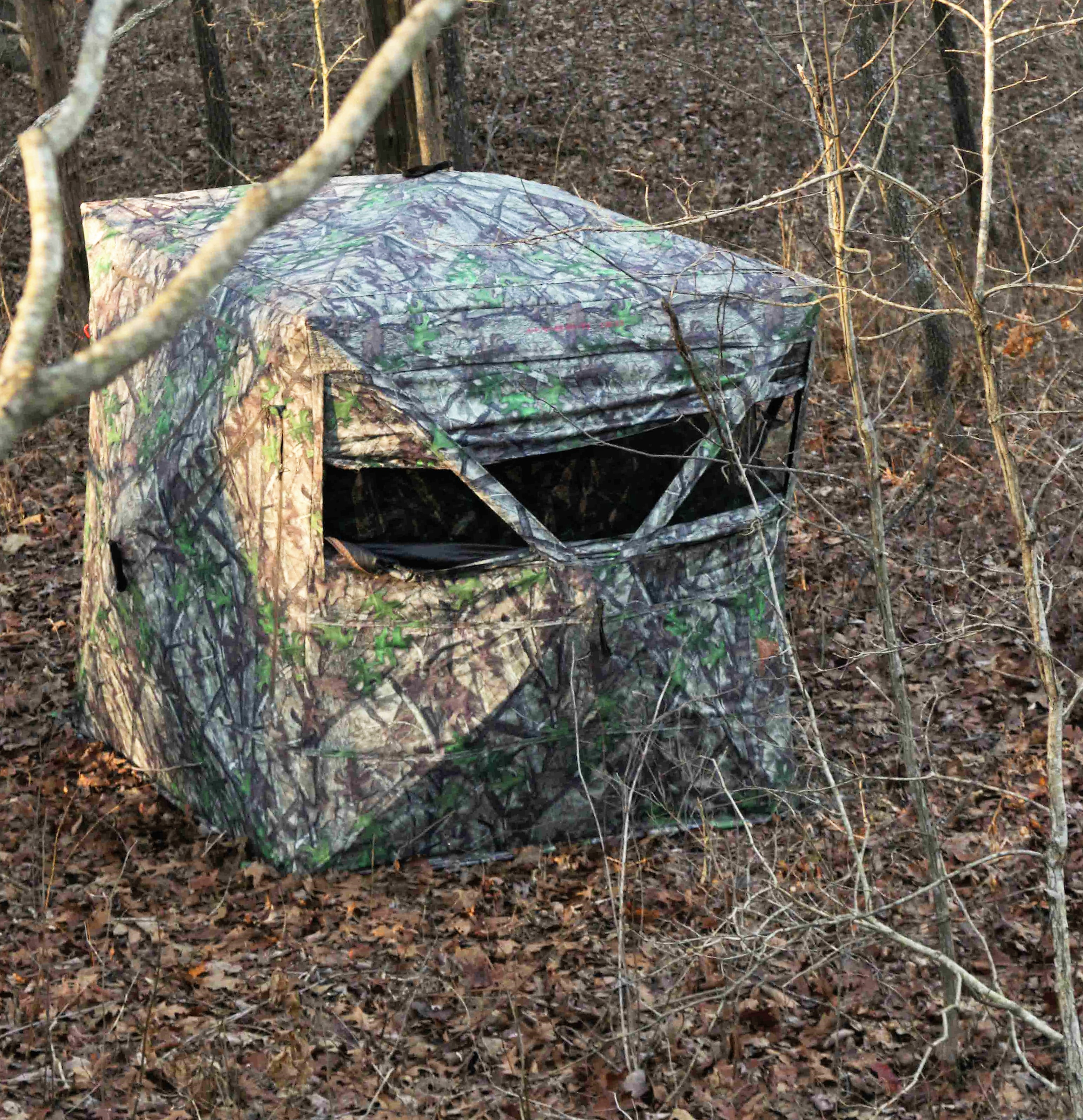 Going to Ground – All about Hunting Blinds