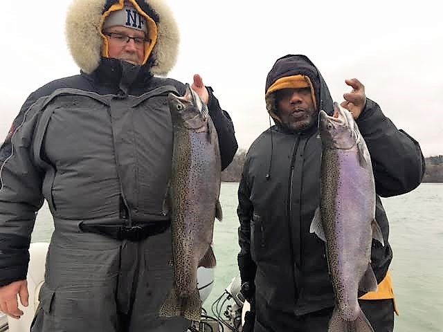Niagara USA Fishing Forecast