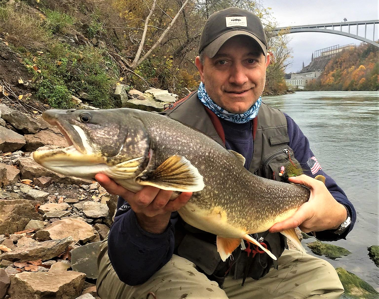 Niagara River / Lake Ontario Trib's – Fishing is GOOD! Fishing Report for Niagara County, NY