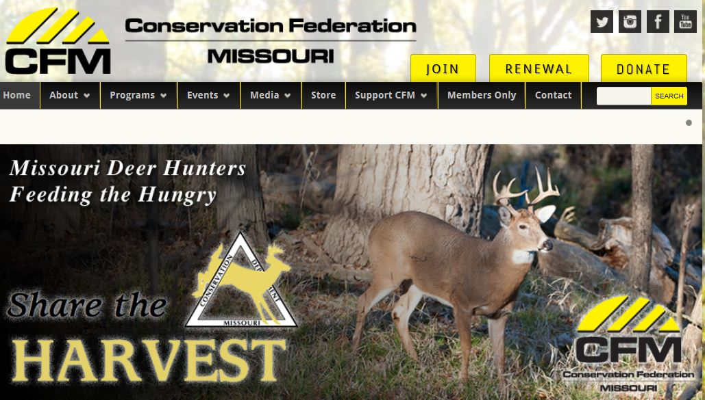 Poaching Legislation Moving through House in Missouri